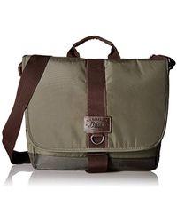 G.H.BASS - Mckinley Messenger Bag - Lyst