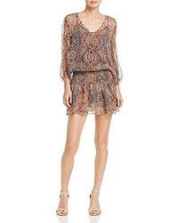 Ella Moss - Casablanca Tapestry Dress - Lyst