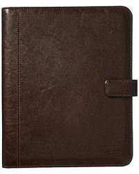 Kenneth Cole Reaction - Classic Size Open Style Lefty/righty Bilfold Writing Pad - Lyst