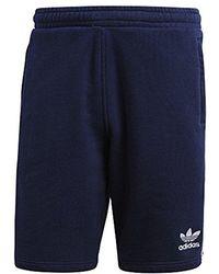 adidas Originals - Originals 3 Stripes Shorts - Lyst