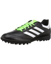 Goletto VI FG W Lyst Adidas calzado de fútbol en azul para los hombres