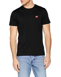 Wrangler - Sign Off Tee T-shirt - Lyst