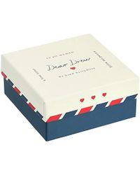 Dear Drew by Drew Barrymore - S Wanderlust Semi-precious Tear Drop Earrings - Lyst