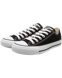 50bc8bb03a9d Converse - Unisex Chuck Taylor All Star Ox Canvas Trainers - Lyst