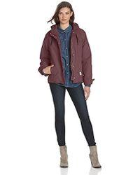 Carhartt - Sandstone Berkley Snap Front Jacket - Lyst