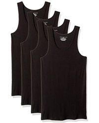 Tommy Hilfiger - Undershirts 4 Pack Cotton Classics A-shirts - Lyst