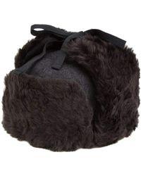 Kangol - Wool Ushanka Hat - Lyst