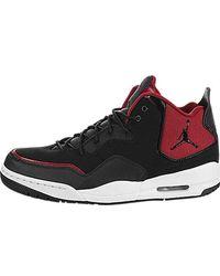 Nike Jordan Courtside 23 Basketball Shoes in Black for Men - Lyst 60f3f8da6
