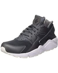 80948f9ab50 Nike Air Huarache Run Prm Gymnastics Shoes in Natural for Men - Lyst