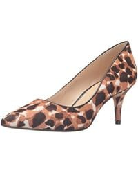 Nine West - Margot Pony Dress Pump - Lyst