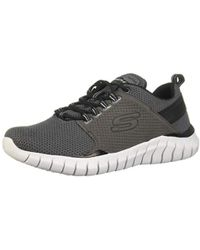 4d5da3f77435e Skechers Og 85 Vannett Sneaker,charcoal/orange,us 10 M in Gray for ...