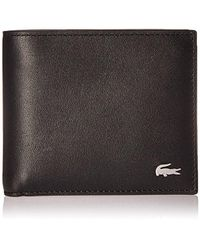 Lacoste - M Billfold Coin Key Ring - Lyst