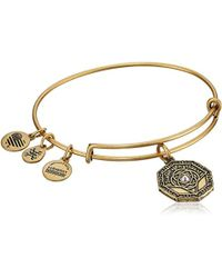 ALEX AND ANI - Bridesmaid Bangle Bracelet - Lyst