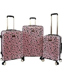 Juicy Couture - Jane 3-piece Hardside Spinner Luggage Set - Lyst