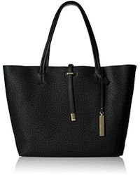 Vince Camuto - Leila Chop Out Tote - Lyst