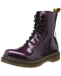 b6cdfefd60a6b Dr. Martens - Dr. Marten's Pascal Spectra, Lace-up Boots - Lyst