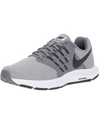 922240738a0a1 Lyst - Nike Free Viritous Running Shoes in Gray