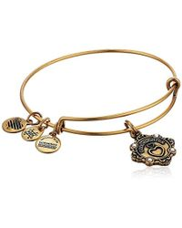 ALEX AND ANI - Because I Love You Aunt Iii Bangle - Lyst
