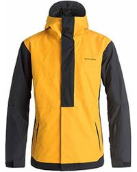 Quiksilver - Snow Ambition 17 Jacket - Lyst