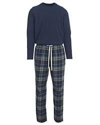 Woolrich - Fireside Flannel Pajama Set - Lyst