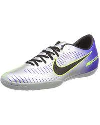86d268789 Nike Mercurialx Finale Ii Se Ic Men s Shoes (trainers) In Grey in ...