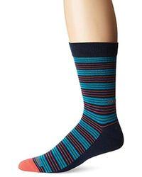 DIESEL - Ray Stripe Socks - Lyst