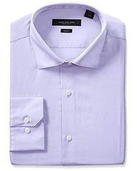 Marc New York - Marc York Slim Fit Solid Dress Shirt - Lyst