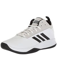 89b92f75d207 Lyst - adidas Cloudfoam Ilation Mid Sneaker in Black for Men