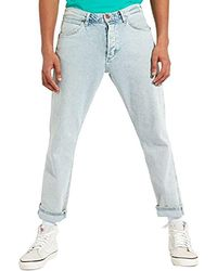Wrangler - Slider Regular, Jeans Tapered Uomo - Lyst