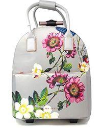 2fecdb65d Ted Baker Naoimie Painted Posie Travel Bag - Lyst