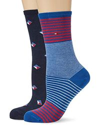 Tommy Hilfiger - Socks, Pack Of 2 - Lyst