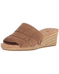 UGG - Kendra Wedge Sandal - Lyst
