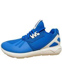 catalyseur adidas super racer baskets en bleu pour les hommes