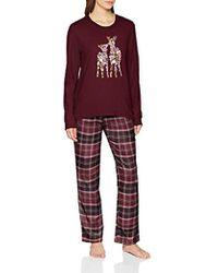 Triumph - Pyjama Set - Lyst