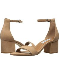 df0b30ca6e33 Lyst - Ashley Stewart Caged Dress Sandal - Wide Width