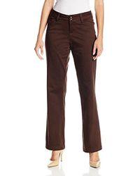 Lee Jeans - Modern Series Curvy Fit Maxwell Trouser - Lyst