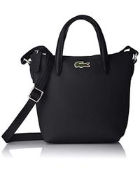 Lacoste - Xs Shopping Cross Bag, Nf2609po - Lyst