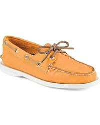 Sperry Top-Sider - Top-sider A/o Two-eye Boat Shoe - Lyst