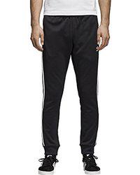adidas Originals - Originals Superstar Track Pants - Lyst