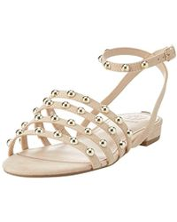 Guess - ''s Footwear Dress Sandal Ankle Strap - Lyst