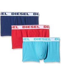 DIESEL - Umbx-shawnthree-pack Boxer - Lyst