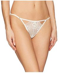 Betsey Johnson - Perfectly Sexy String Thong Panty - Lyst