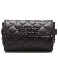 Guess - Elliana Belt Bag Cross-body Bag - Lyst 8c2dcebfca9e6