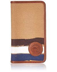 Tommy Bahama - Canvas Iphone7 Wallet Case-khaki, One Size - Lyst