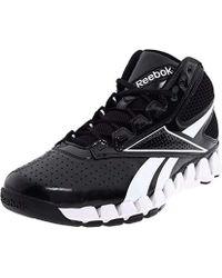 Reebok Zig Pro Future Basketball Shoe - Black