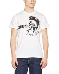 DIESEL - Herren T-Shirt - Lyst