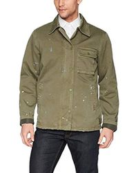 Hudson Jeans - Military Jacket - Lyst