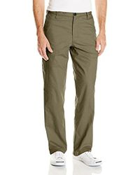 Dockers - Pacific On The Go Straight-fit Flat-front Pant - Lyst