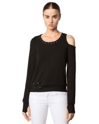 Feel The Piece - By Terre Jacobs Jocelyn Top In Black - Lyst