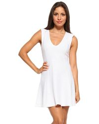 Drew - Fit And Flare Dress - Lyst